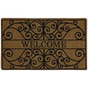 Ironwork Welcome Doormat