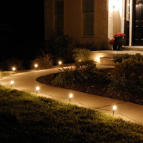 LumaBase Clear Pathway Lights