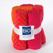 The Big One 6-pk. Washcloths