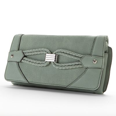 Jennifer Lopez Meridian Rope Convertible Clutch