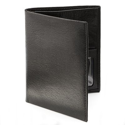 Haggar Leather Stanley Attache Bifold Wallet