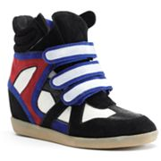 HeartSoul Iona Wedge Sneakers - Women