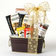 Sanders Chocolate Snacker Gift Basket