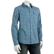 Urban Pipeline Gingham Button-Down Shirt - Men