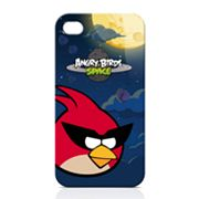 GEAR4 Angry Birds Space Red Bird iPhone 4 Case