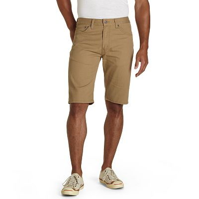 Levi's 508 Regular Taper Sta-Prest Shorts - Men