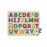 Melissa and Doug Spanish Alphabet Sound Puzzle