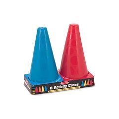 Melissa & Doug 8 pkActivity Cones