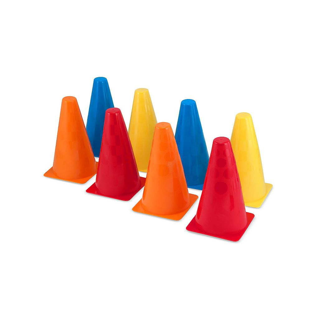 Melissa and Doug 8-pk. Activity Cones