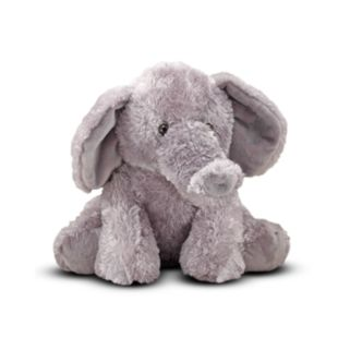 Melissa and Doug Sterling Elephant Plush Toy