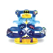 Fisher-Price DC Super Friends Spiral Speedway