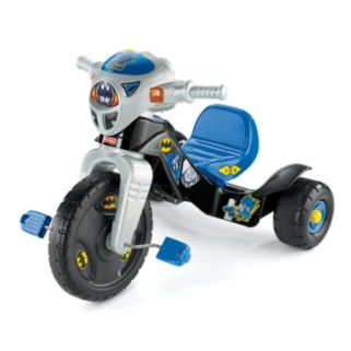 DC Super Friends Batman Lights and Sounds Trike by Fisher-Price