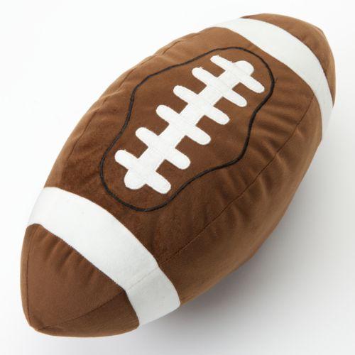 Jumping Beans® MVP Football Pillow
