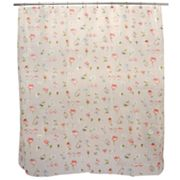 Famous Home Fashions Fields of Flower Shower Curtain