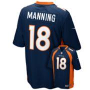 Nike Denver Broncos Peyton Manning Game NFL Replica Jersey - Men