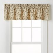 Ellis Curtain Beverly Leaf Window Valance