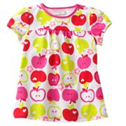 Jumping Beans Apple Babydoll Top - Baby