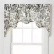 Ellis Curtains Toile Empress Window Valances
