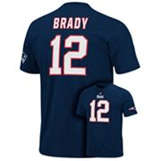 New England Patriots Tom Brady The Eligible Receiver Tee - Big and Tall