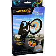 Fuze Gyro Flasher Bike Wheel