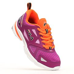 FILA Tempo Athletic Shoes - Girls