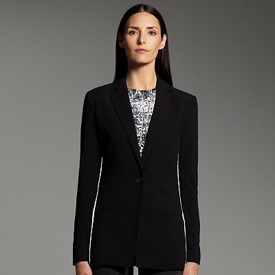 Narciso Rodriguez for DesigNation Crepe Blazer