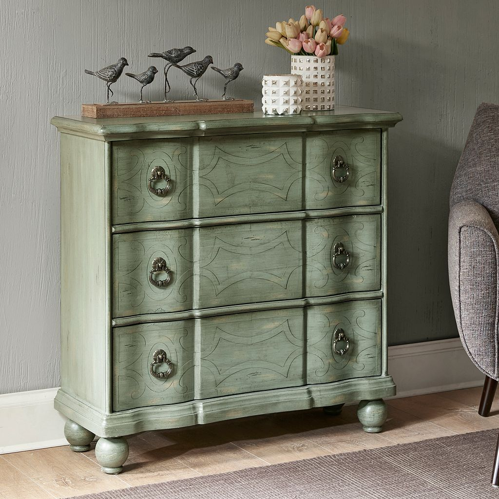 Madison Park Bombe Accent Chest