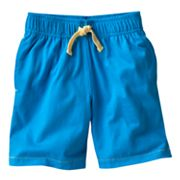Jumping Beans Solid Shorts - Toddler