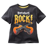 Jumping Beans Birthdays Rock Tee - Toddler