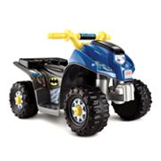 DC Super Friends Power Wheels Batman Lil' Quad by Fisher-Price