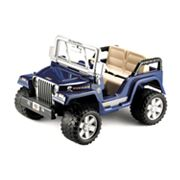 Power Wheels Jeep Wrangler Rubicon Ride-On by Fisher-Price