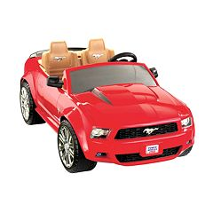 Fisher-Price Power Wheels Ford Mustang Ride-On by