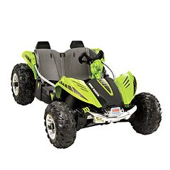 Power Wheels Dune Racer Ride-On by Fisher-Price Green by