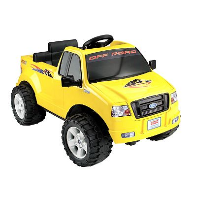 Power Wheels Ford Lil' F-150 by Fisher-Price