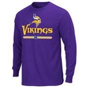 Minnesota Vikings Tee - Big and Tall