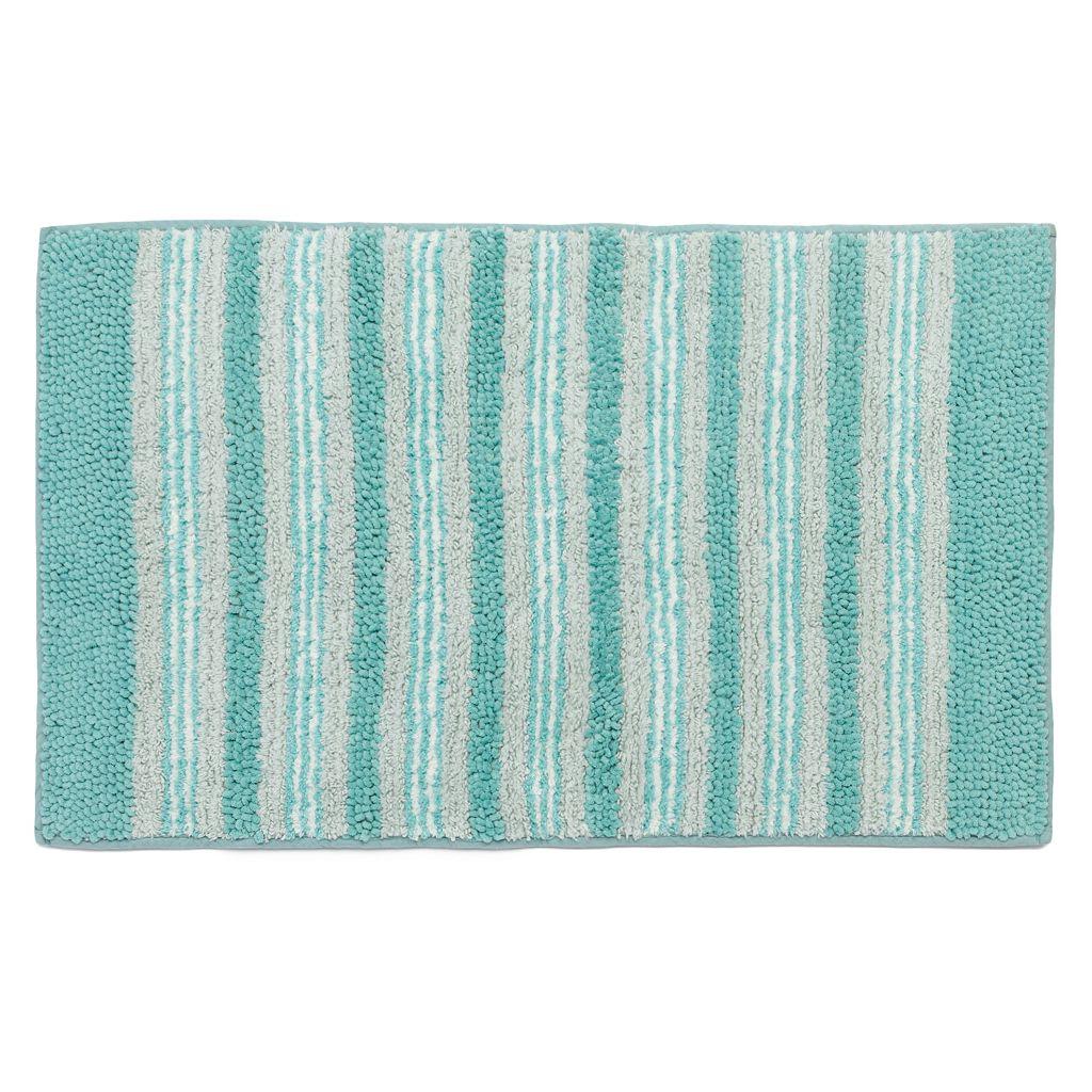 SONOMA Goods for Life™ Oceanside Striped Bath Rug