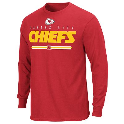 Kansas City Chiefs Tee - Big and Tall