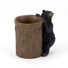 Avanti Black Bear Lodge Tumbler by