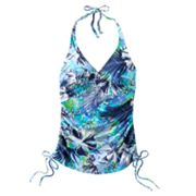 Croft and Barrow Fit for You Tummy Tamer Tankini Top