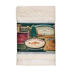 Avanti Rather Be Fishing Hand Towel