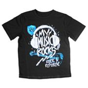 Rock and Republic My Music Rocks Tee - Boys 4-7x