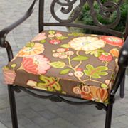 Mozaic P. Kaufmann 20 in Floral Outdoor Chair Cushion