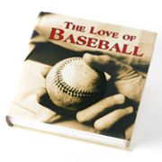 The Love of Baseball Book