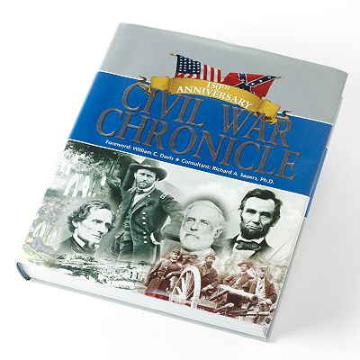 Civil War Chronicle Book