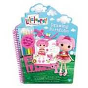 Lalaloopsy Drawing Portfolio by Fashion Angels