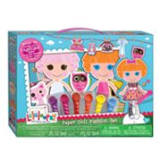 Lalaloopsy Paper Doll Fashion Set by Fashion Angels