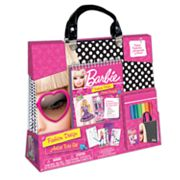 Fashion Angels Barbie Fashion Design Sketch Portfolio Artist Tote Set by Mattel