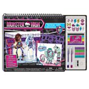 Monster High High Voltage Fashion Sketch Portfolio Set by Fashion Angels