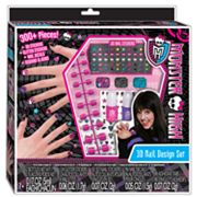 Monster High 3D Nail Design Set by Fashion Angels
