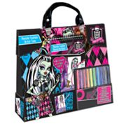 Monster High Monster Fashion Sketch Portfolio Arist Tote by Fashion Angels